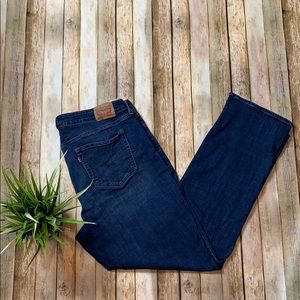 Levi's 414 Classic Straight Jeans